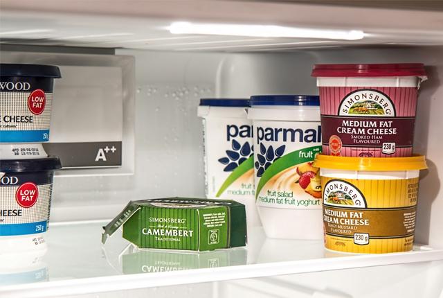 Co trzymać w lodówce