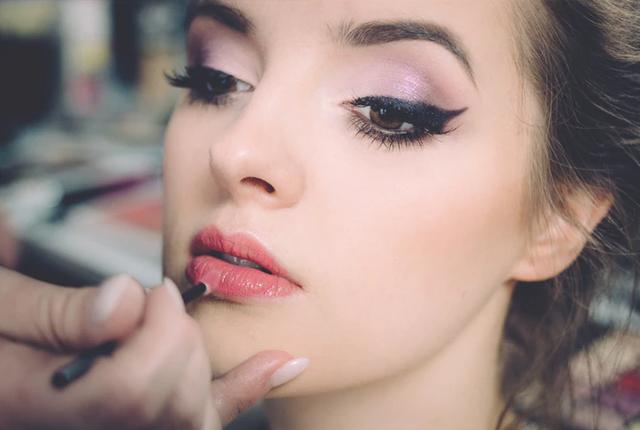 makijaż na sesję zdjęciową