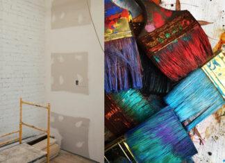 jak malować ściany