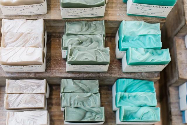 mydło DIY