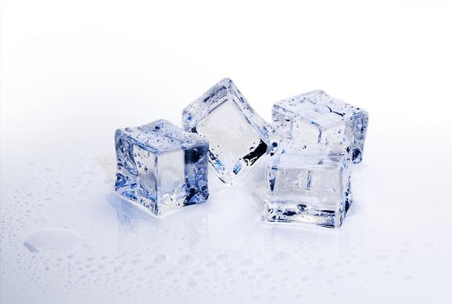 Pomysły na kostki lodu