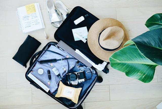 jak spakować walizkę