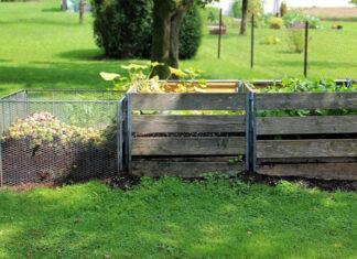 jak zbudować kompostownik