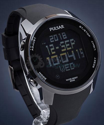 Pulsar Alarm Chronograph PQ2011X1