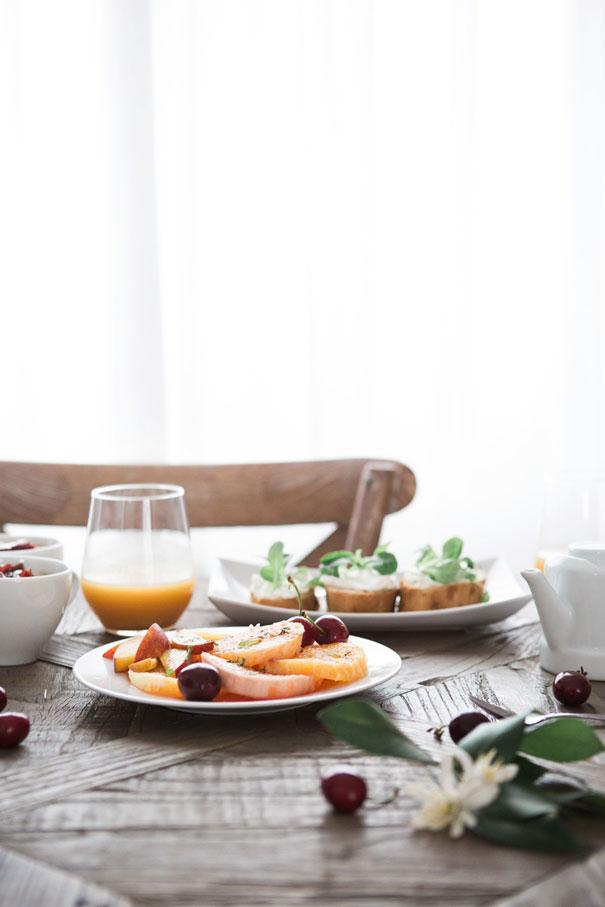 przepisy na pożywne śniadanie